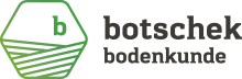 Botschek Bodenkunde Logo